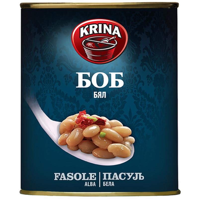 КРИНА БОБ 400Г МАСЛЕН