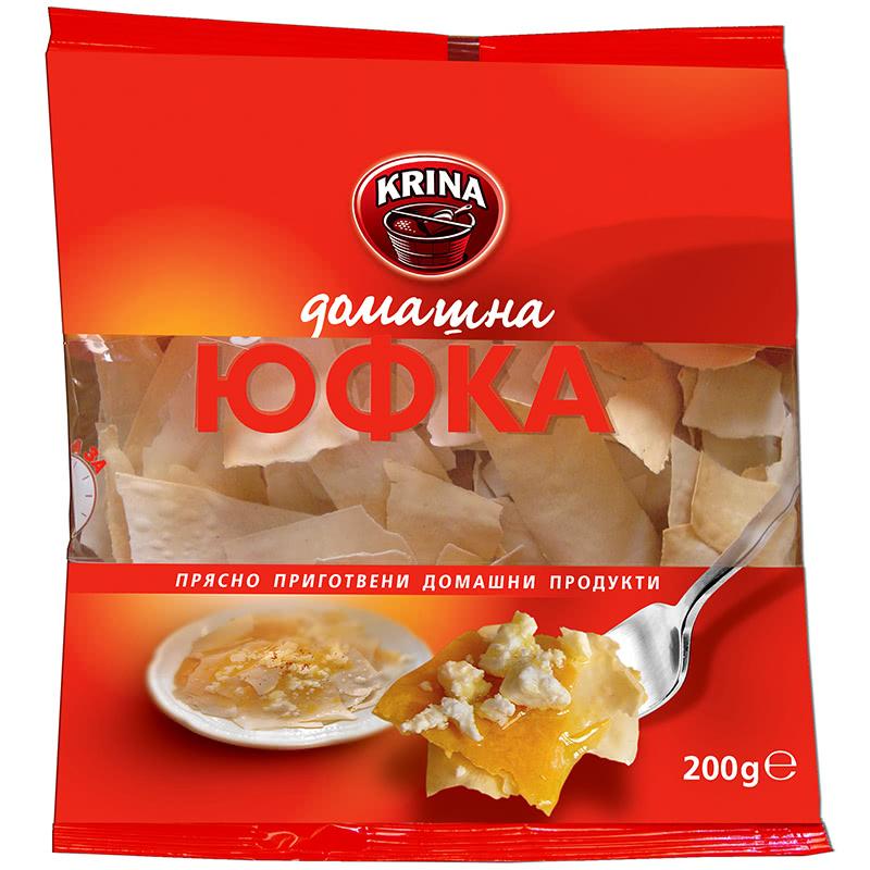 КРИНА ЮФКА 200Г ДОМАШНА