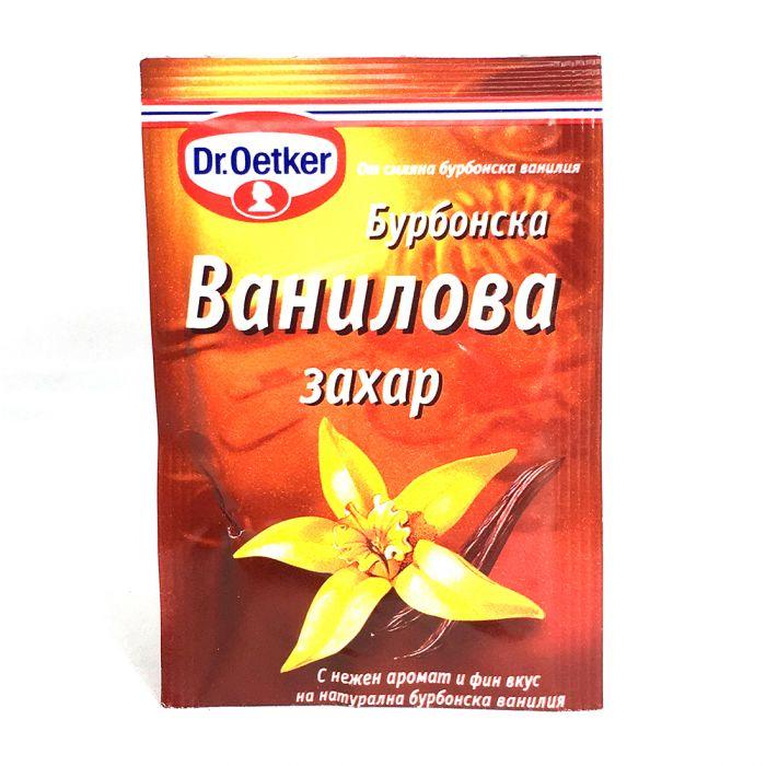 ДР ЙОТКЕР ЗАХАР БУРБОНСКА ВАНИЛОВА 10Г