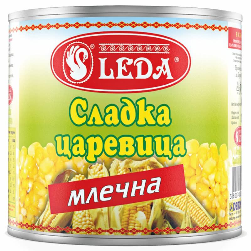 ЛЕДА ЦАРЕВИЦА 340Г СЛАДКА