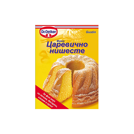 ДР ЙОТКЕР НИШЕСТЕ ФИНО ЦАРЕВИЧНО ГУСТИН 60Г