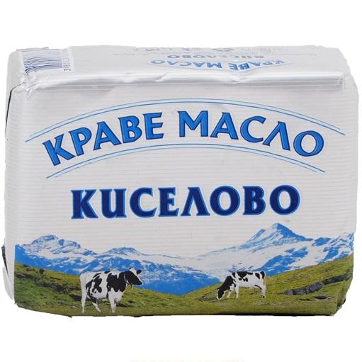 КИСЕЛОВО КРАВЕ МАСЛО 250Г