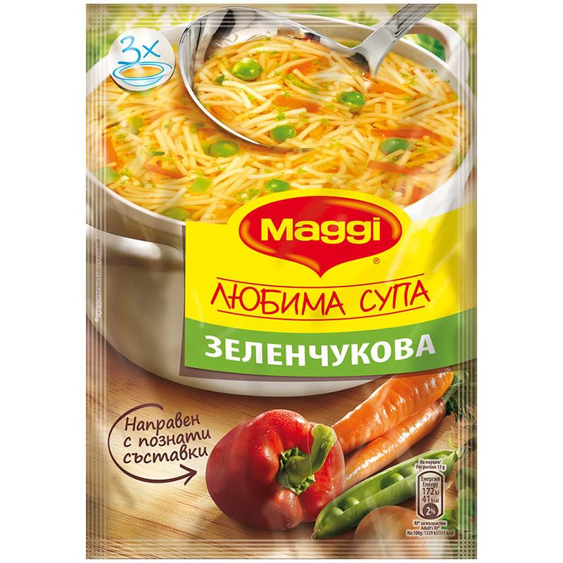МАГИ СУПА 42Г ЗЕЛЕНЧУКОВА