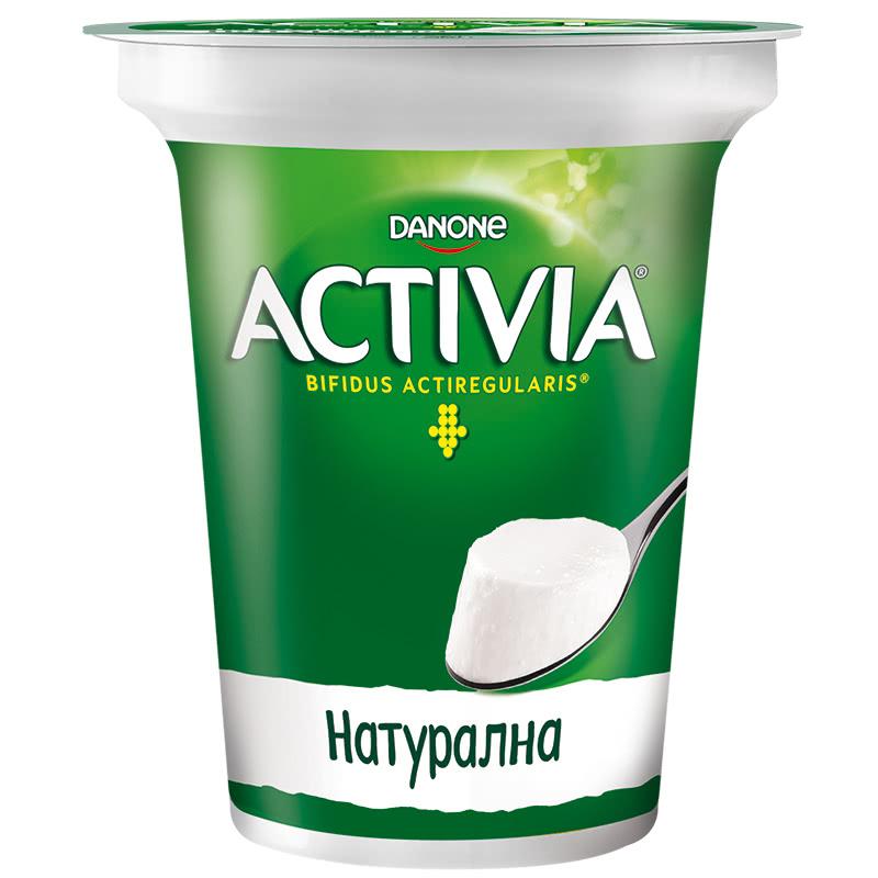 ДАНОН АКТИВИА 280Г НАТУРАЛНА