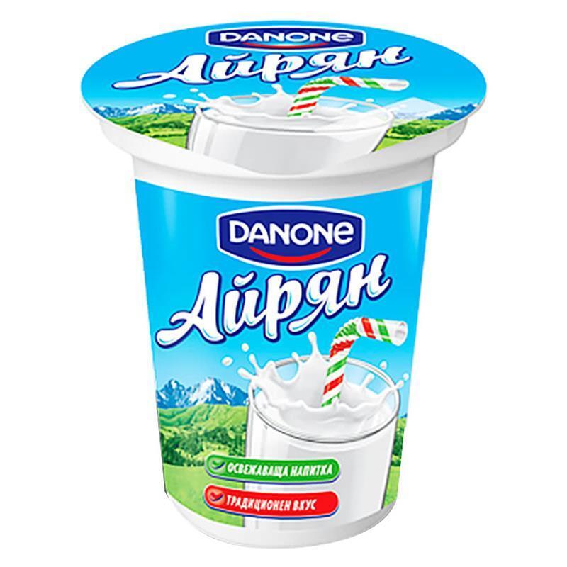 ДАНОН АЙРЯН 290Г КОФИЧКА
