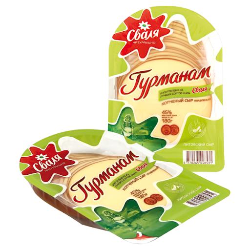 GURMANAMS КАШКАВАЛ ПУШЕН 45% 180Г