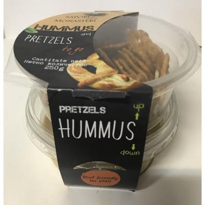 Сапори Хумус с Претцели 250г