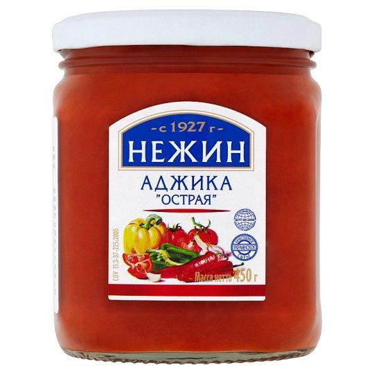 НЕЖИН АДЖИКА ЛЮТА 450Г