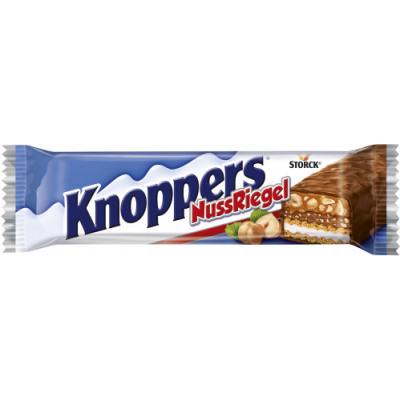 Кнопърс Шоколадов Десерт Нут Бар 40г