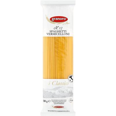 Граноро Паста Спагети №12 500г