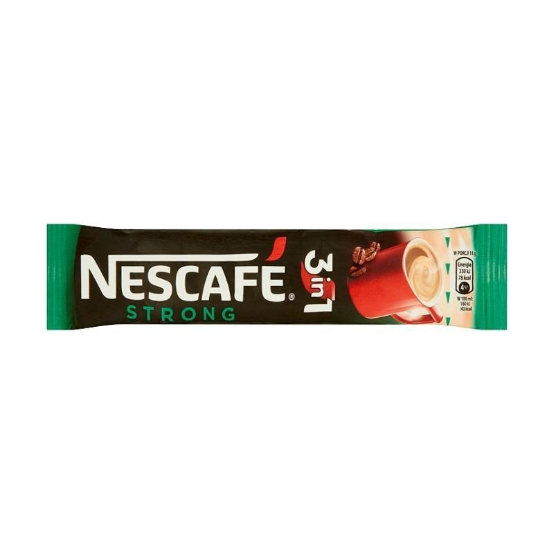 Нескафе Кафе Доза 3В1 Стронг 17г