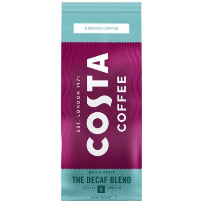 Коста Кафе Мляно без Кофеин 200г