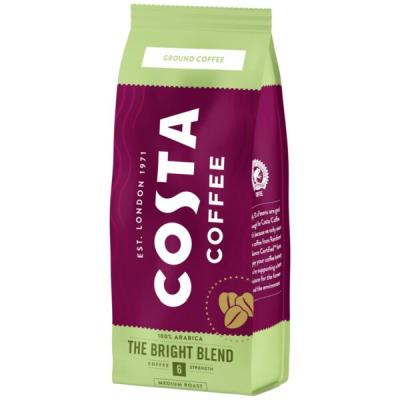 Коста Кафе Мляно 100% Арабика 200г