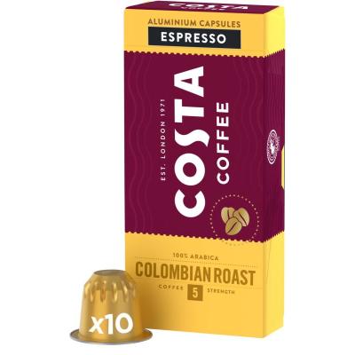 Коста Кафе Капсули Колумбия Неспресо 10бр