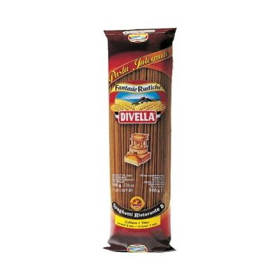 Дивела Паста Пълнозърнеста Спагети 500г