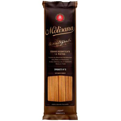 Ла Молисана Паста Пълнозърнеста Спагети 500г