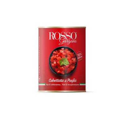 Росо гаргано домати кубчета 440г