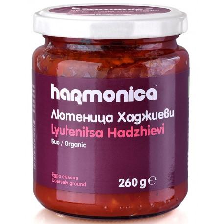 ХАРМОНИКА  ЛЮТЕНИЦА 260Г ХАДЖИЕВИ БИО