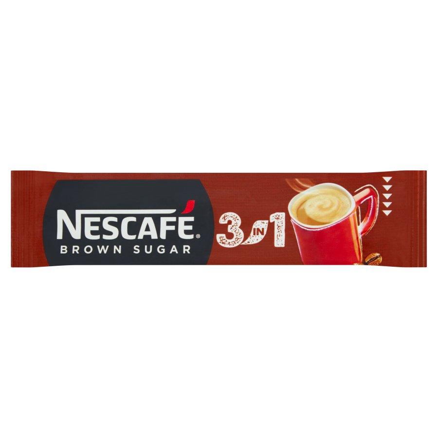 Нескафе Кафе Доза 3В1 Кафява Захар 16.5г