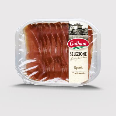 Галбани сурово сушено свинско филе слайс 100г