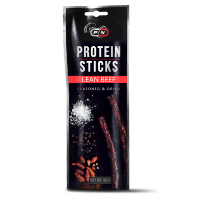 Пюр нютришън пръчици протеинови телешко месо 40г