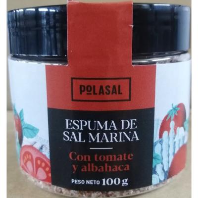 Брас дел Порт гурме сол пяна домати босилек 100г
