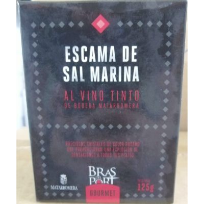 Брас дел Порт гурме сол люспи вино 125г