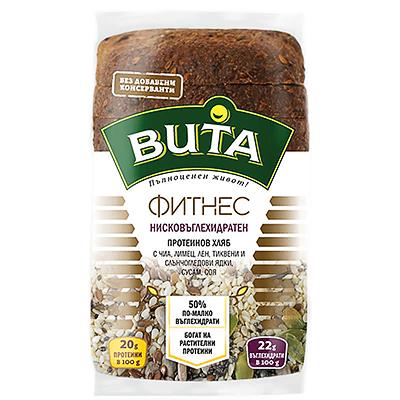 Вита Фитнес Хляб Нисковъглехидратен 300г